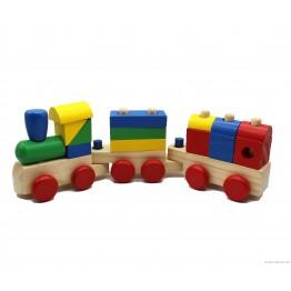 Поезд (большой)